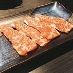土古里 - ランチ追加カルビ970円