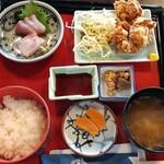 食事処こめや - 料理写真:日替定食
