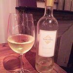 14652142 - 最初にいただいた白ワイン