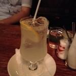 さぼうる - レモンスカッシュ