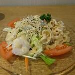 146520358 - 海鮮サラダ