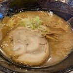 東川楽座 笹一 - 料理写真:しょうゆラーメン