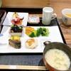 泊舟 - 料理写真:千寿ゆば御膳(右半分)
