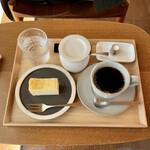 146526604 - モカマタリ&三条チーズケーキ