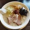 煮干中華 あさり - 料理写真:辛味そば(塩)750円