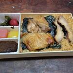 駅弁屋 上州 - 料理写真:鶏めし弁当