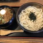 146535055 - すじネギつけ麺