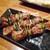 もつ焼き九曜星 - 料理写真:豚ハラミ串(塩)