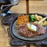 レストラン泉屋 - サーロインステーキ(オーストラリア産)