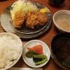 とんかつ玉藤 - 料理写真:熟成ひれかつ定食(3枚)(税抜1,390円)