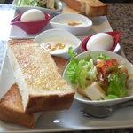 カフェ ジャスミン - 料理写真:モーニング