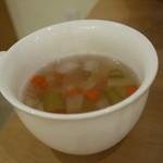 洋二朗 - スープ