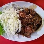 中華料理 日栄楼 - 胡麻焼肉