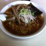 14654482 - ワンタン麺(^^)