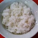 中華料理 日栄楼 - ご飯
