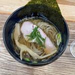 麺匠 独眼流 - 麺三昧 3. 野田鴨南蛮らぁ麺