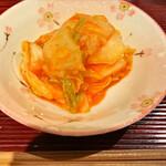 菜鶏 - キムチ