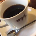 亜豆馬 - ドリンク写真:モーニングコーヒー