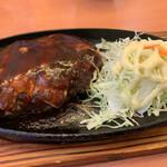 味樹 - 料理写真:ハンバーグ¥880