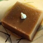 奥丹 - 胡麻豆腐