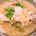本格熊猫 - 酸菜白肉鍋