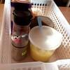 イレブンフーズ源流 - 料理写真:卓上のアメニティ
