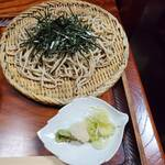 吉法師 - セイロ海苔付き