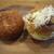カンテボーレ - 料理写真:ニコニコカレーパン、タルタルフィッシュバーガー