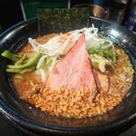 麺家 うえだ - 料理写真:焦がし醤油特濃ラーメン