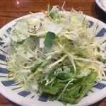 Katsukichinihombashitakashimayaesushiten - サラダ