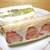 スリーオクロック - 料理写真:購入したフルーツサンド