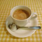 欧味食卓サラマンジェ・ガラ - コーヒー