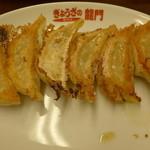 来らっせ - 料理写真:龍門 焼餃子