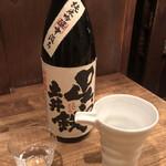 味酒 かむなび - 宝剣 呉の土井鉄 純米吟醸(広島)