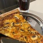 PIZZA STAND YARD -
