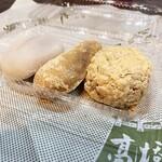 高橋地蔵餅本舗 - 料理写真: