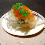 ginmi - 蛤のちらし寿司風