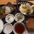 まるとく食堂 - 料理写真:刺身と天ぷら御膳