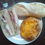 Pain de Enkun - 食事パンやサンドイッチ