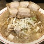 喜多方食堂 麺や 玄 - 料理写真:蔵出し醤油らーめん(まったり)にチャーシューをトッピング
