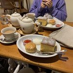 TEA ROOM Yuki Usagi - 料理写真:
