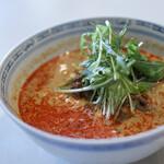 餃子苑 - 料理写真:ピリ辛 担々麺☆