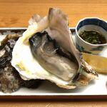 のどぐろ日本海 - 隠岐の岩ガキ