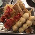 地魚屋台 浜ちゃん  - 天ぷら