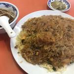 四川一貫 - 春雨炒飯(大盛)