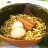 とかしくマリンビレッジ - 料理写真:【2012年7月29日】タートル@とかしくマリンヴィレッジ 沖縄そばセット