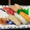 酒樂亭 - 料理写真:握り寿司