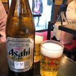 博雅 - 瓶ビール 600円