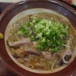 山田食堂 - ちゃんこあんかけ焼きそば、見た目はちょっと・・でも味はばっちり