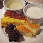 益正食堂 - デザート